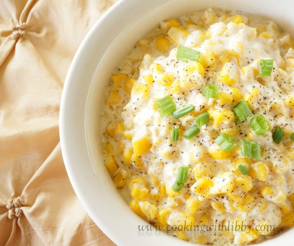 how to make creamed corn from whole kernel corn