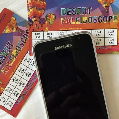 AT&T GoPhone Giveaway & The Albuquerque Balloon Fiesta: What You Need to Know Before Attending