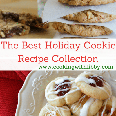 The Best Holiday Cookie Recipe Collection