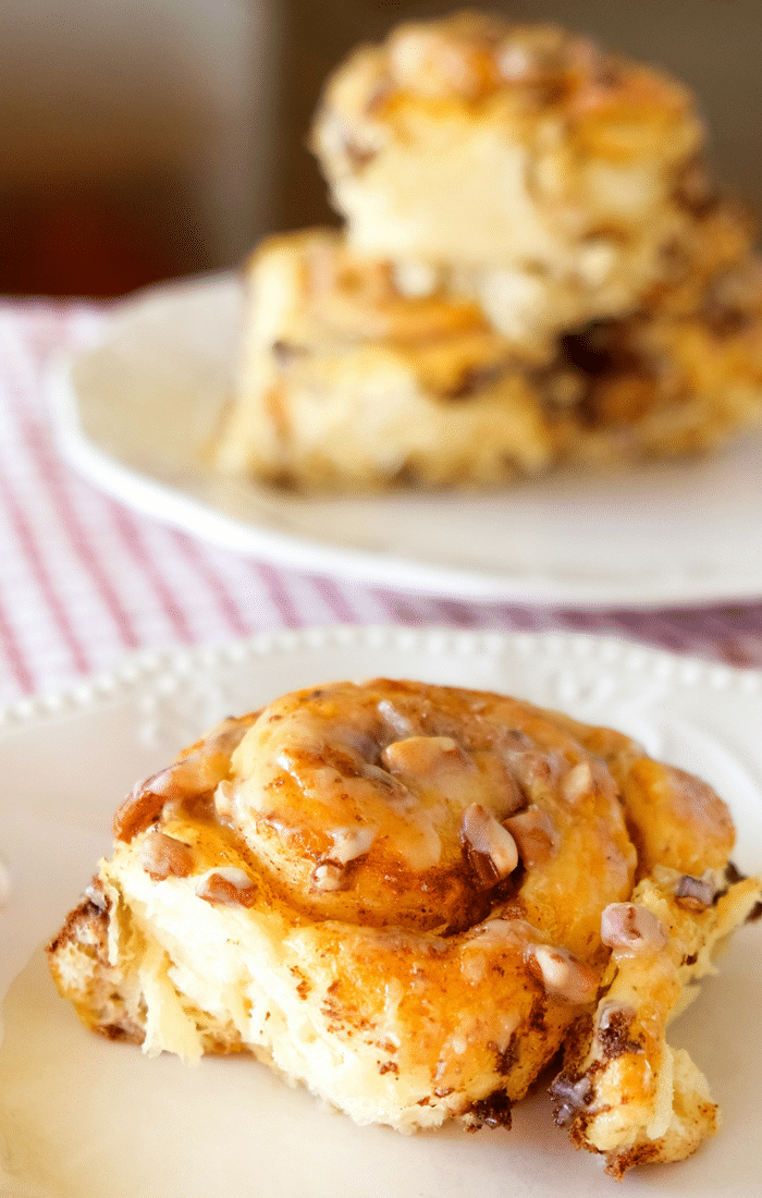 This amazingly easy holy cow cinnamon roll casserole is the perfect breakfast meal to make when you are rushed for time in the mornings!